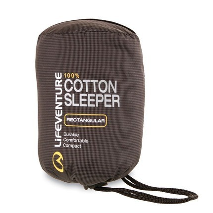 Bilde av: Svart LifeVenture Cotton Sleeper