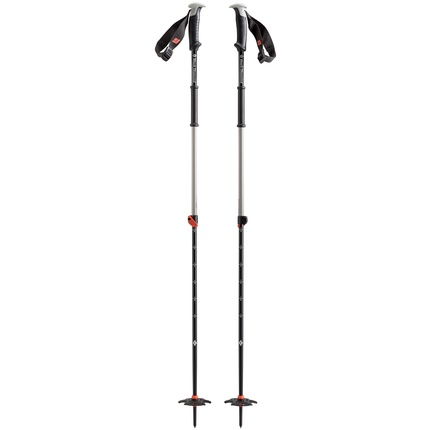 Bilde av: Svart Black Diamond Traverse Pole