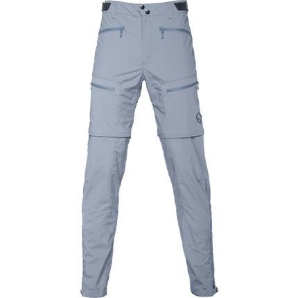 Bilde av: Grå Norrøna Ms Bitihorn Zip-Off Pants
