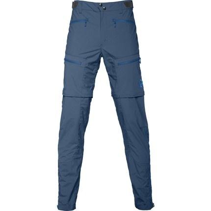 Bilde av: Blå Norrøna Ms Bitihorn Zip-Off Pants