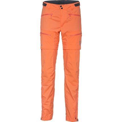 Bilde av: Oransje Norrøna Ws Bitihorn Zip-Off Pants