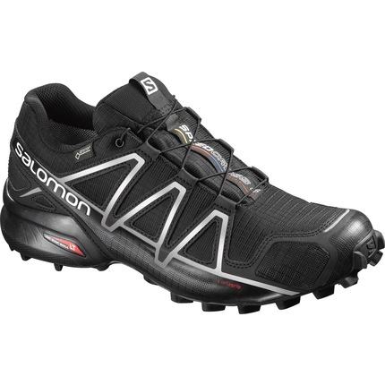 Bilde av: Svart Salomon Ms Speedcross 4 Gtx