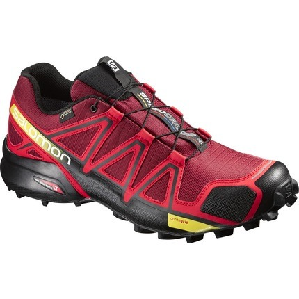 Bilde av: Rød Salomon Ms Speedcross 4 Gtx