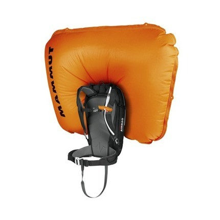 Bilde av: Svart Mammut Pro Removable Airbag 3.0 45 + Patron