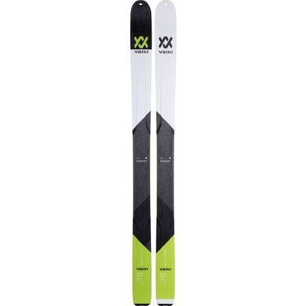 Bilde av: Grønn Vølkl BMT 109 + Marker Alpinist 12 + Fell