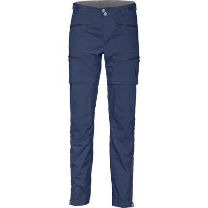 Bilde av: Blå Norrøna Ws Bitihorn Zip-Off Pants