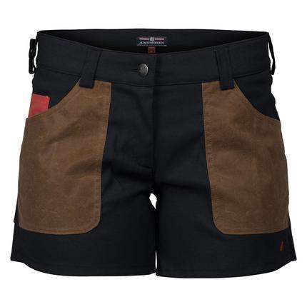 Bilde av: Blå Amundsen Ws 5Incher Field Shorts