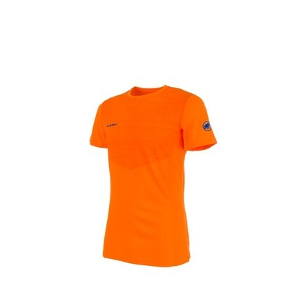 Bilde av: Oransje Mammut Ms Moench Light T-Shirt