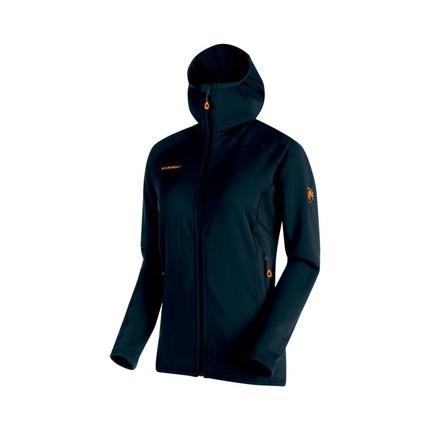Bilde av: Blå Mammut Ws Eiswand Advanced ML Hooded Jacket
