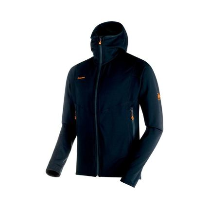 Bilde av: Blå Mammut Ms Eiswand Advanced ML Hooded Jacket