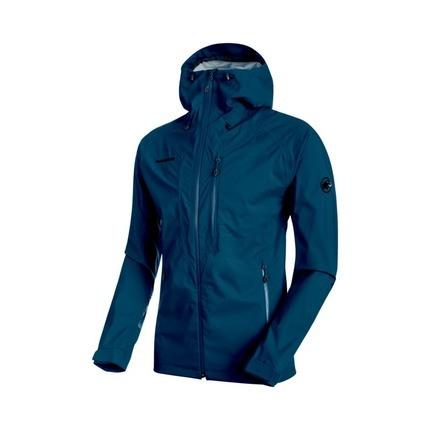 Bilde av: Blå Mammut Ms Kento HS Hooded Jacket