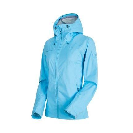 Bilde av: Blå Mammut Ws Keiko HS Hooded Jacket
