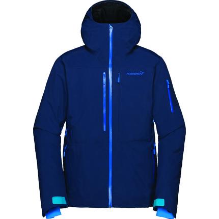 Bilde av: Blå Norrøna Ms Lofoten Gore-Tex Insulated Jacket