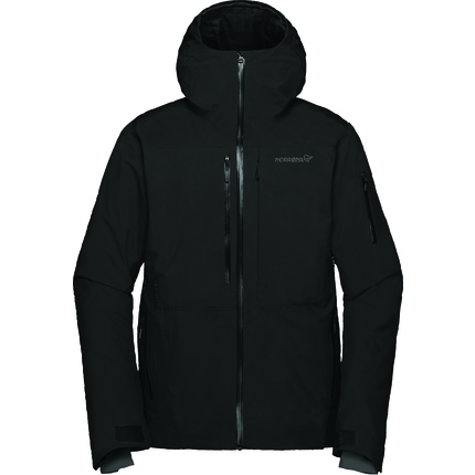 Bilde av: Svart Norrøna Ms Lofoten Gore-Tex Insulated Jacket