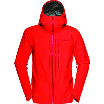 Bilde av: Rød Norrøna Ms Lofoten Gore-Tex Pro Jacket