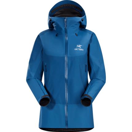 Bilde av: Blå Arcteryx Ws Beta SL Hybrid Jacket