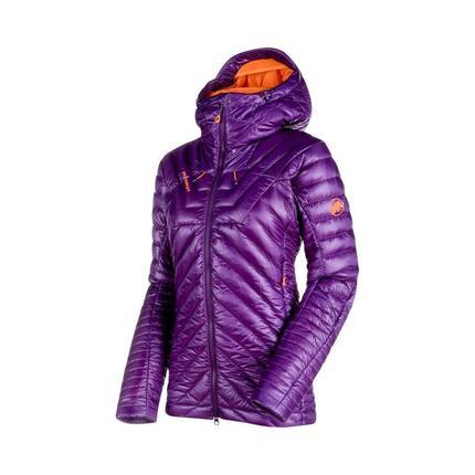 Bilde av: Lilla Mammut Ws Eigerjoch Advanced IN Hooded Jacket