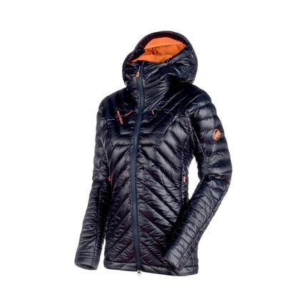 Bilde av: Blå Mammut Ws Eigerjoch Advanced IN Hooded Jacket