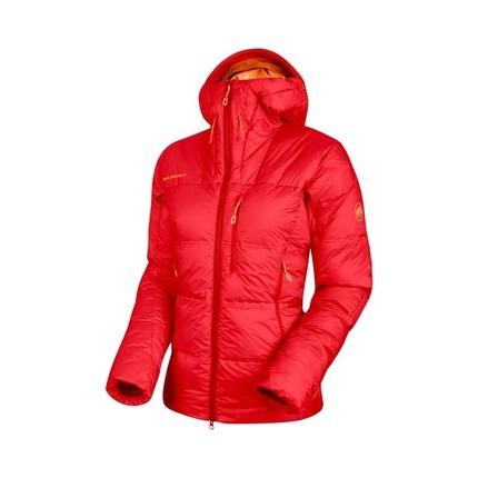 Bilde av: Rød Mammut Ws Eigerjoch Pro IN Hooded Jacket