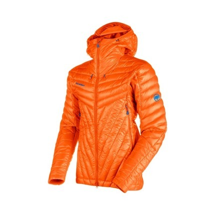 Bilde av: Oransje Mammut Ms Eigerjoch Advanced IN Hooded Jacket