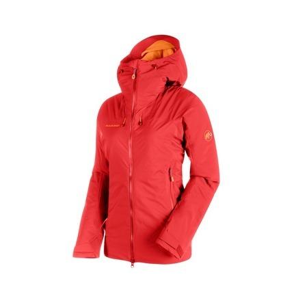 Bilde av: Rød Mammut Ws Nordwand HS Thermo Hooded Jacket