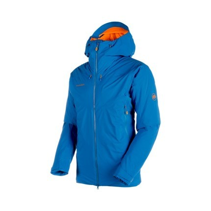 Bilde av: Blå Mammut Ms Nordwand HS Thermo Hooded Jacket