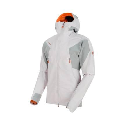 Bilde av: Grå Mammut Ms Nordwand HS Flex Hooded Jacket