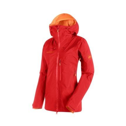 Bilde av: Rød Mammut Ws Nordwand Pro HS Hooded Jacket