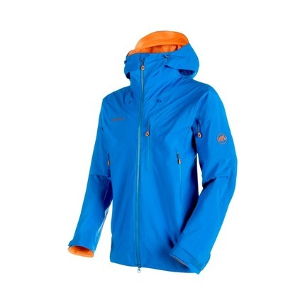 Bilde av: Blå Mammut Ms Nordwand Pro HS Hooded Jacket