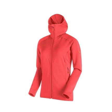 Bilde av: Rød Mammut Ws Eiswand Advanced ML Hooded Jacket