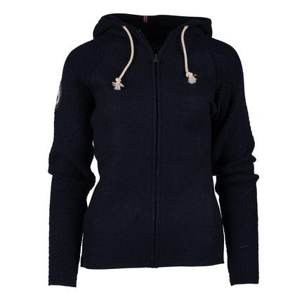 Bilde av: Blå Amundsen Ws Boiled Hoodie Jacket
