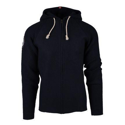 Bilde av: Blå Amundsen Ms Boiled Hoodie Jacket