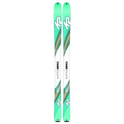 Bilde av: Grønn K2 Ws Talkback 88 + Marker Alpinist 9 + K2 Fell