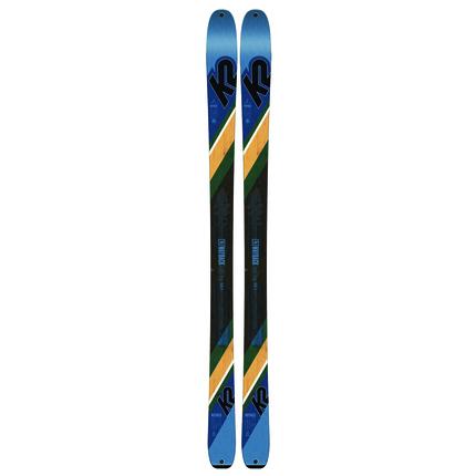 Bilde av: Blå K2 Ms Wayback 84 + Marker Alpinist 12 + K2 Fell