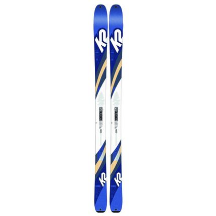Bilde av: Blå K2 Ws Talkback 84 + Marker Alpinist 9 + K2 Fell