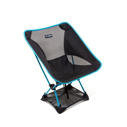 Bilde av: Svart Helinox Ground Sheet Chair One