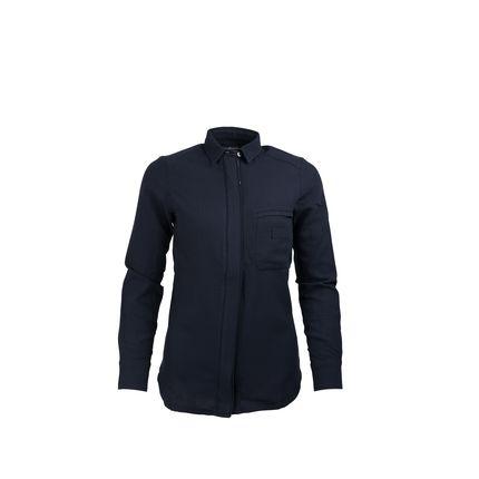 Bilde av: Blå Amundsen Ws Vagabond Shirt Garment Dyed