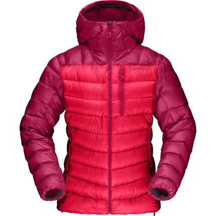 Bilde av: Rød Norrøna Ws Lyngen Down 850 Hood Jacket