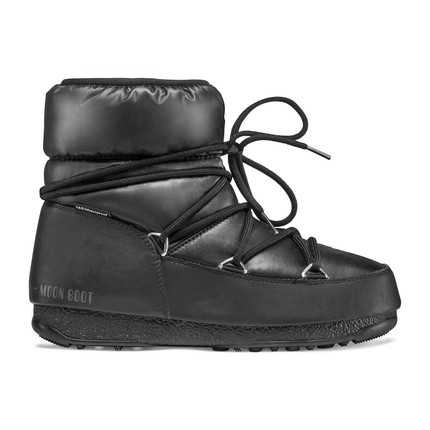 Bilde av: Svart Moon Boot Low Nylon WP 2