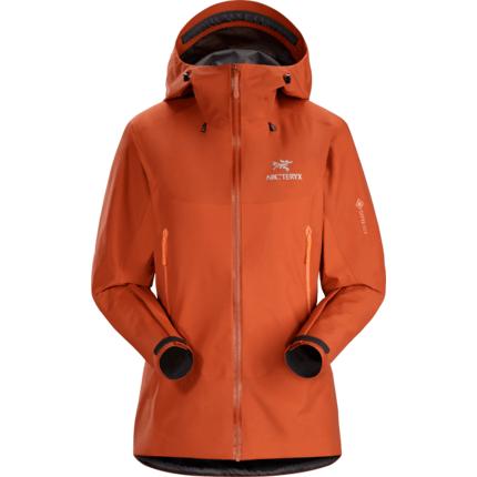 Bilde av: Oransje Arcteryx Ws Beta SL Hybrid Jacket