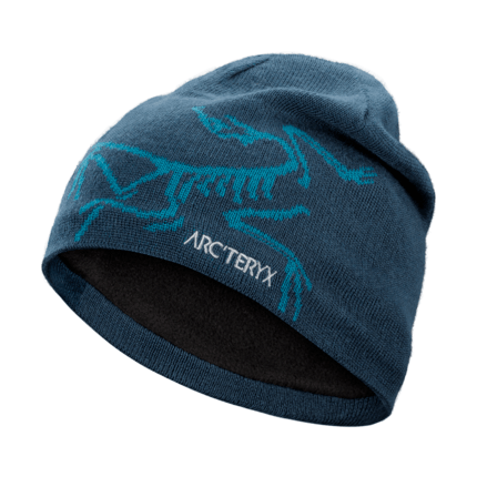 Bilde av: Blå Arcteryx Bird Head Toque