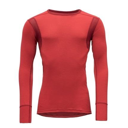 Bilde av: Rød Devold Ms Hiking Shirt