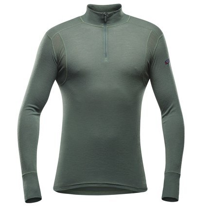 Bilde av: Grønn Devold Ms Hiking Half Zip Neck