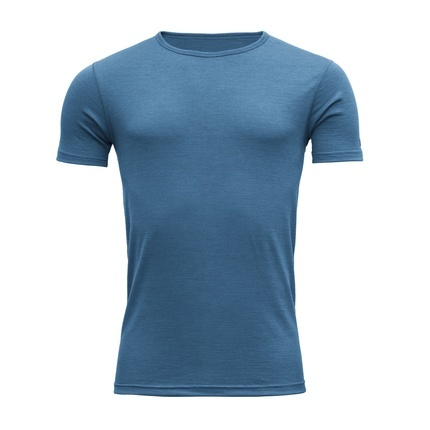 Bilde av: Blå Devold Ms Breeze T-Shirt