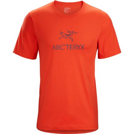 Bilde av: Oransje Arcteryx Ms Arcword T-Shirt SS