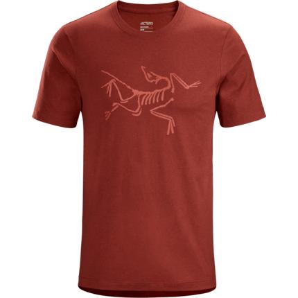 Bilde av: Rød Arcteryx Ms Archaeopteryx T-Shirt SS