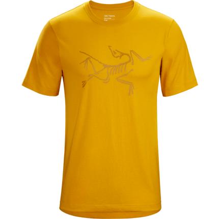 Bilde av: Gul Arcteryx Ms Archaeopteryx T-Shirt SS