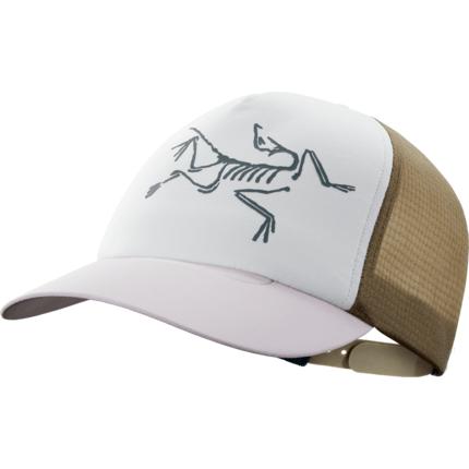 Bilde av: Hvit Arcteryx Bird Trucker Hat