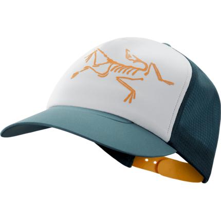 Bilde av: Blå Arcteryx Bird Trucker Hat