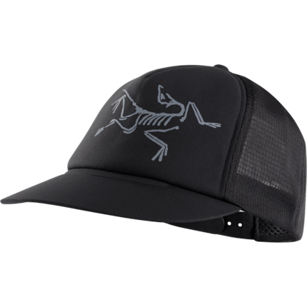 Bilde av: Svart Arcteryx Bird Trucker Hat